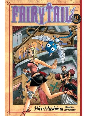 cover image of Fairy Tail, Volume 2